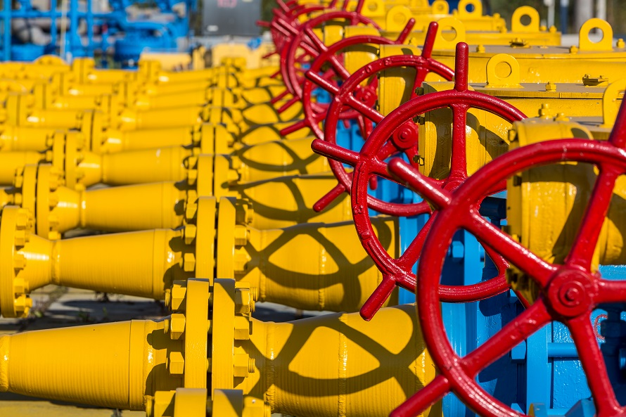 Ukraine has significantly increased its gas imports in 2019